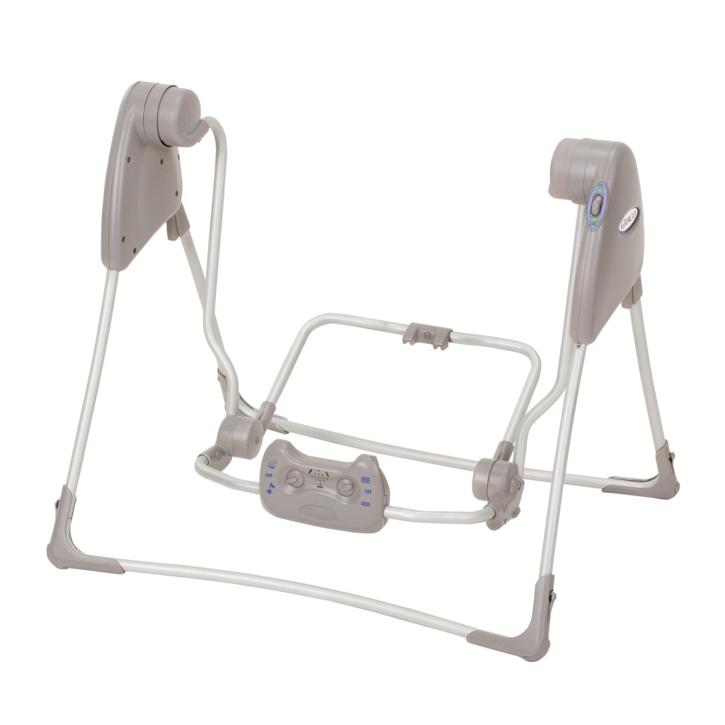 Amazon.com : Graco Baby SnugGlider Infant Car Seat Swing