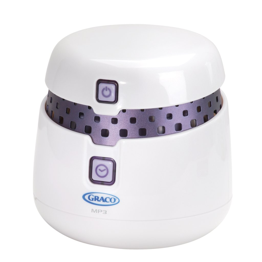 Amazon Com Graco Sweet Slumber Sound Machine White