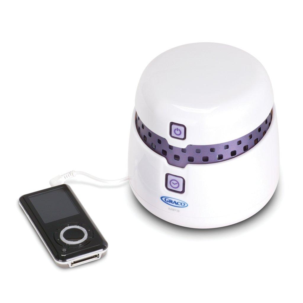 Amazon.com : Graco Sweet Slumber Sound Machine, White ...