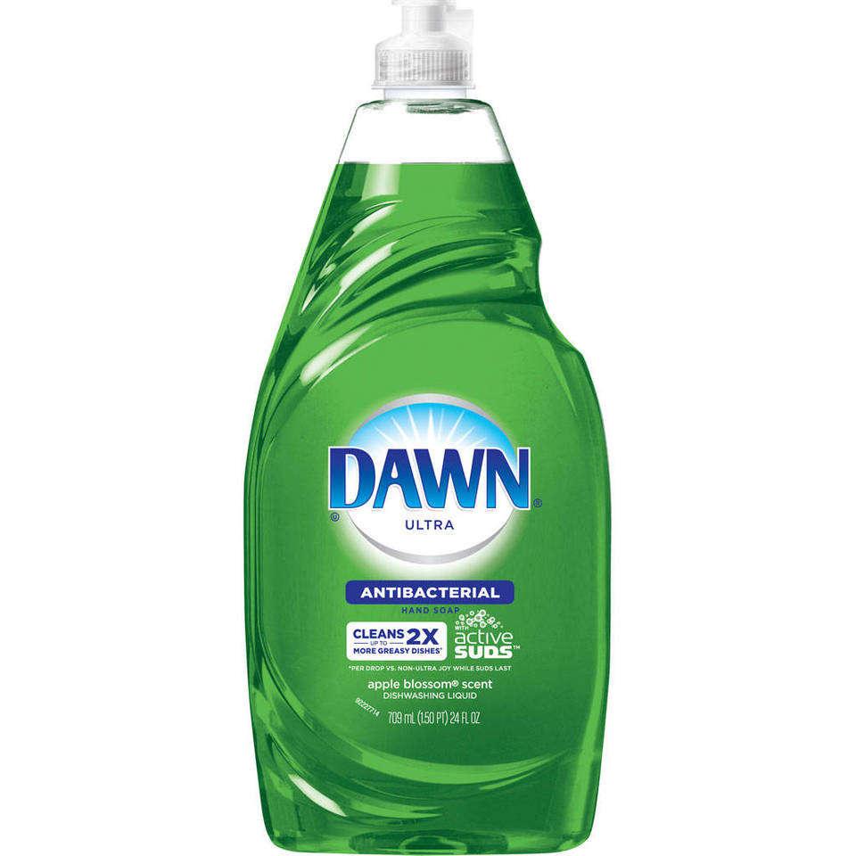 Amazon Com Dawn Ultra Antibacterial Hand Soap Dishwashing