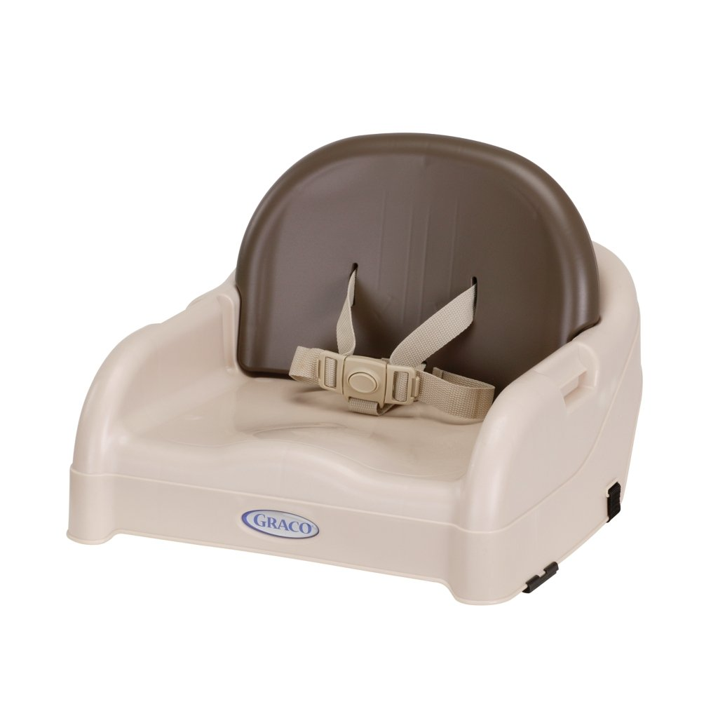 Amazon Com Graco Blossom Booster Seat Brown Tan Chair