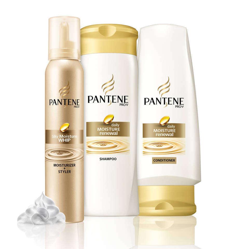 Amazon.com: Pantene Pro-V Smooth Shampoo 33.8 Fl Oz: Beauty