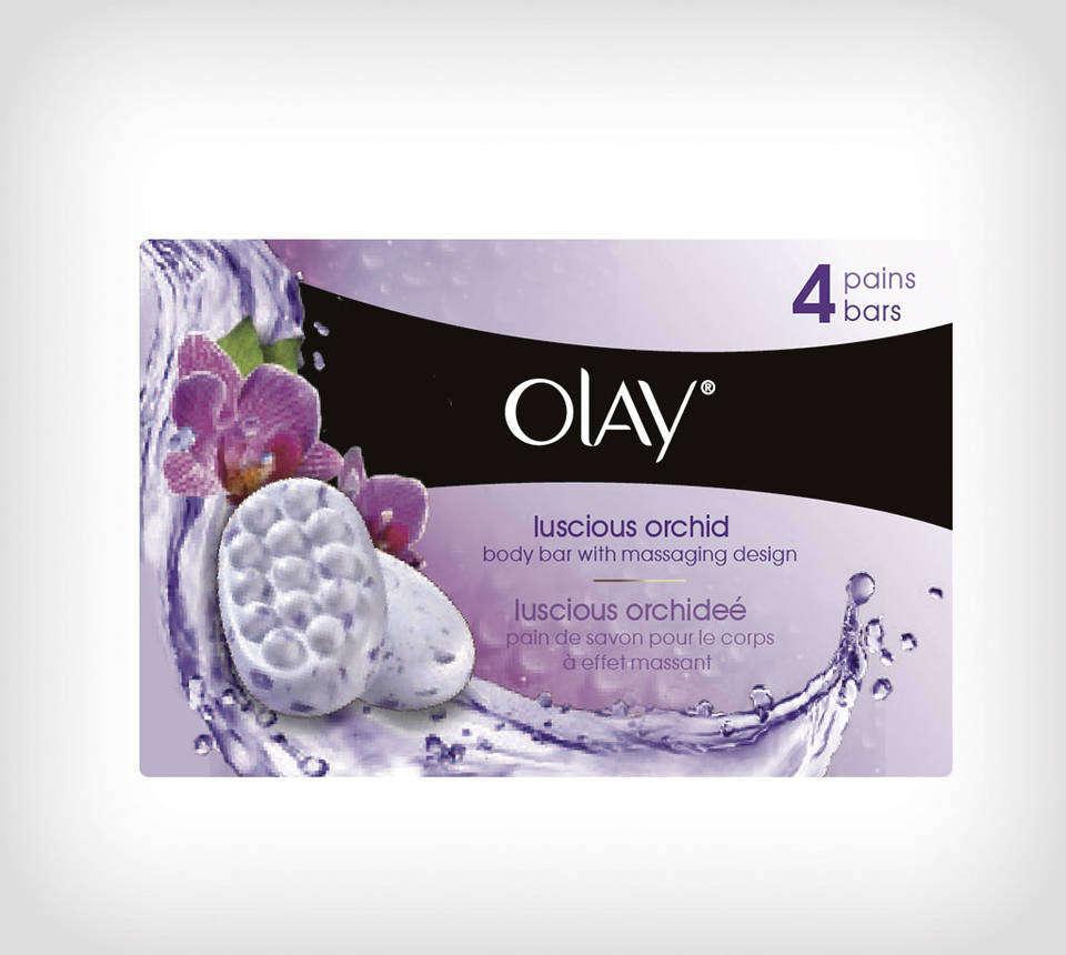 Amazon Com Olay Bath 4 Bar Luscious Embrace 4 Count 4 25