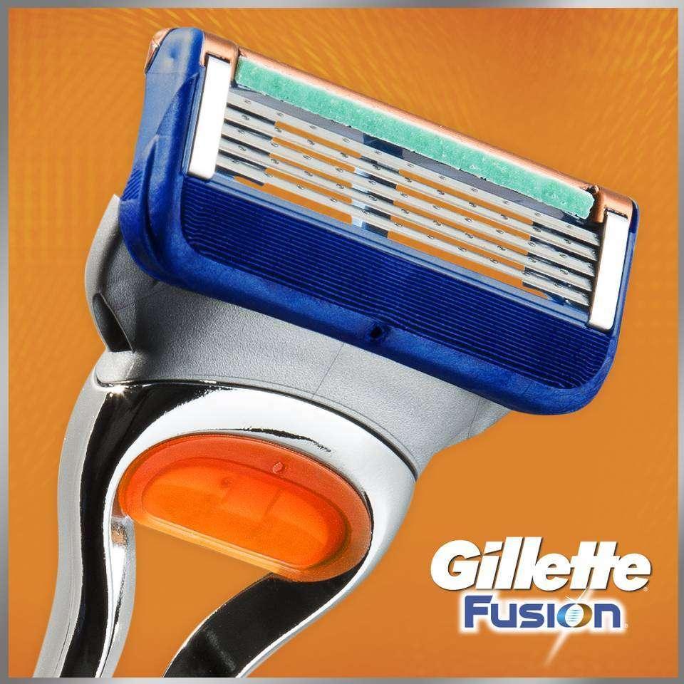 Amazon.com : Gillette Fusion Manual Men's Razor Blade