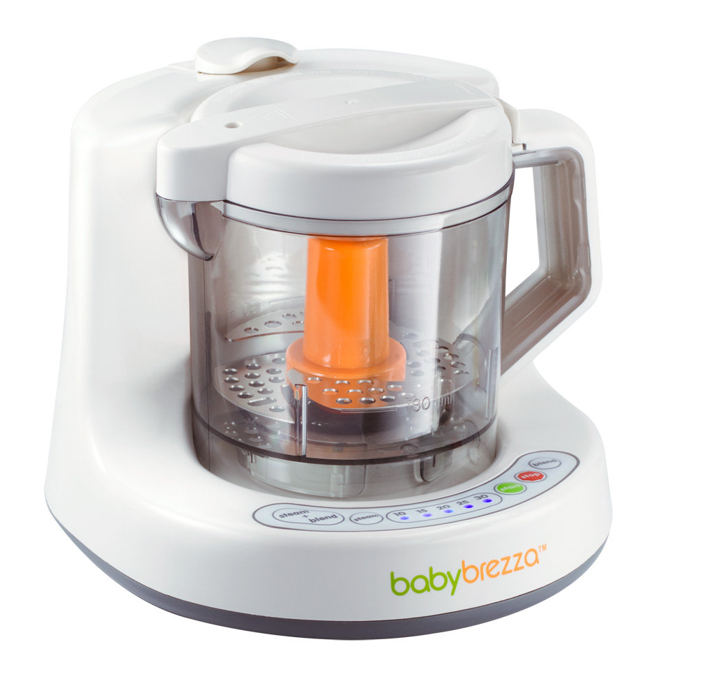All About Baby Baby Brezza One Step Baby Food Maker