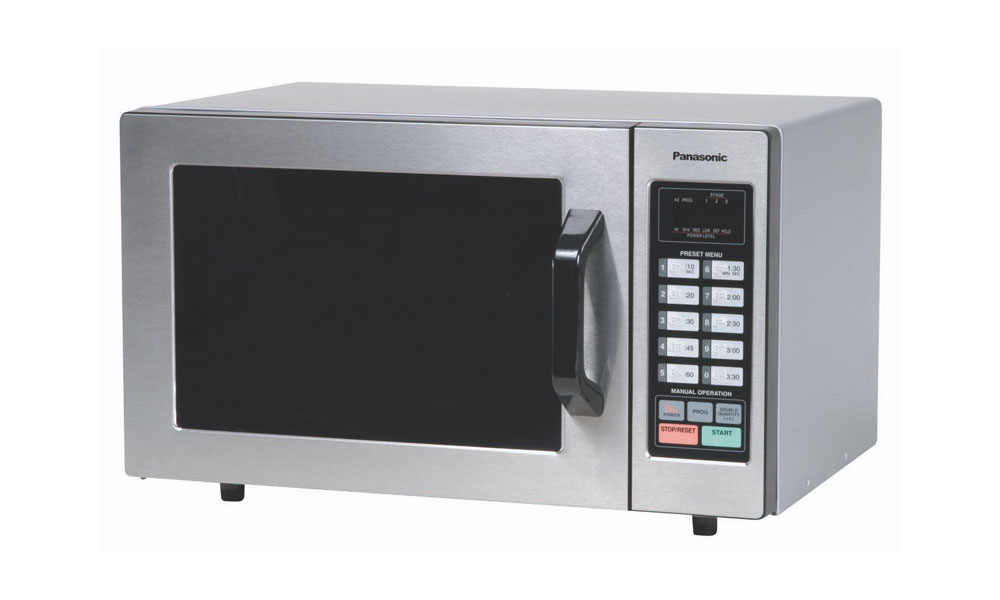 Amazon.com: Panasonic 1000W 0.8 Cu. Ft. Commercial
