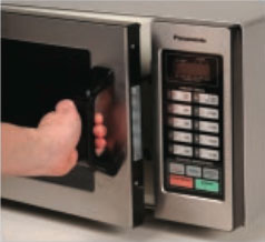 Panasonic Commercial Microwave Oven