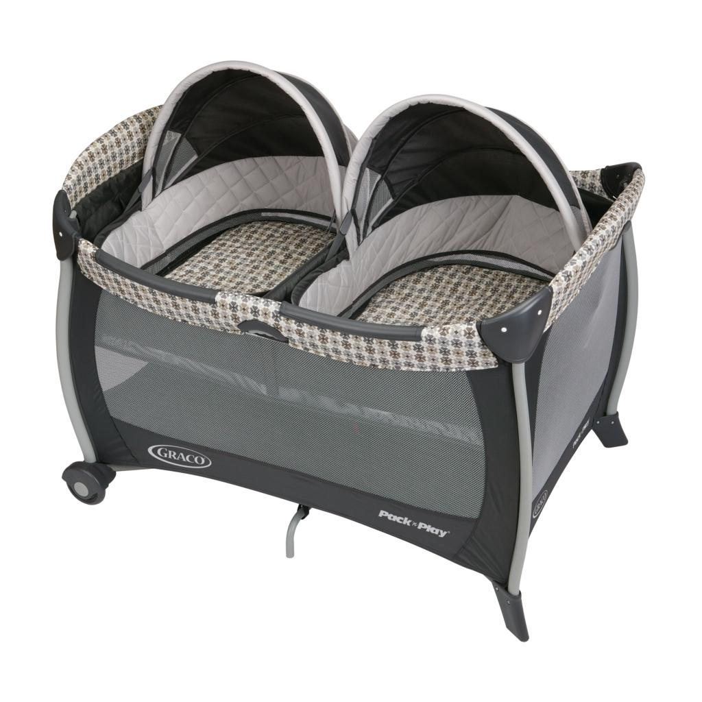 New and Sealed! Graco Pack 'N Play with Twins Bassinet ...
