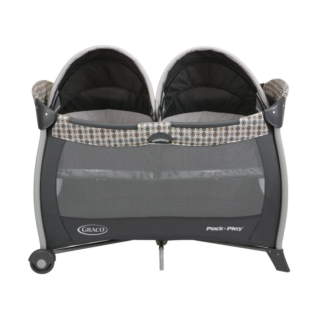 Amazon Com Graco Pack N Play With Twins Bassinet Vance