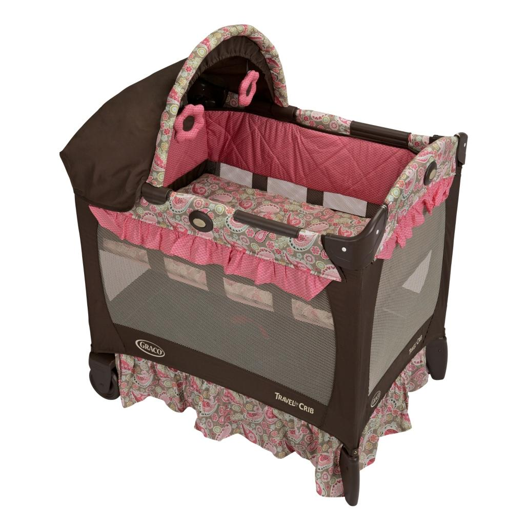 Amazon Com Graco Travel Lite Crib Jacqueline