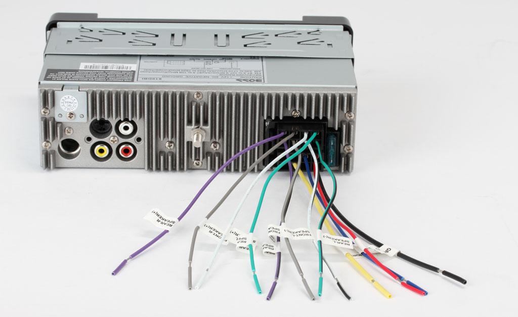 boss audio bv9964b wiring harness boss radio bv9364b wiring harness amazon.com: boss audio systems 810dbi in-dash single-din ... #8