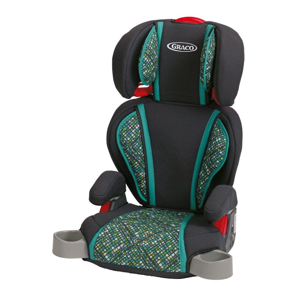 Amazon.com : Graco Highback TurboBooster Car Seat, Mosaic