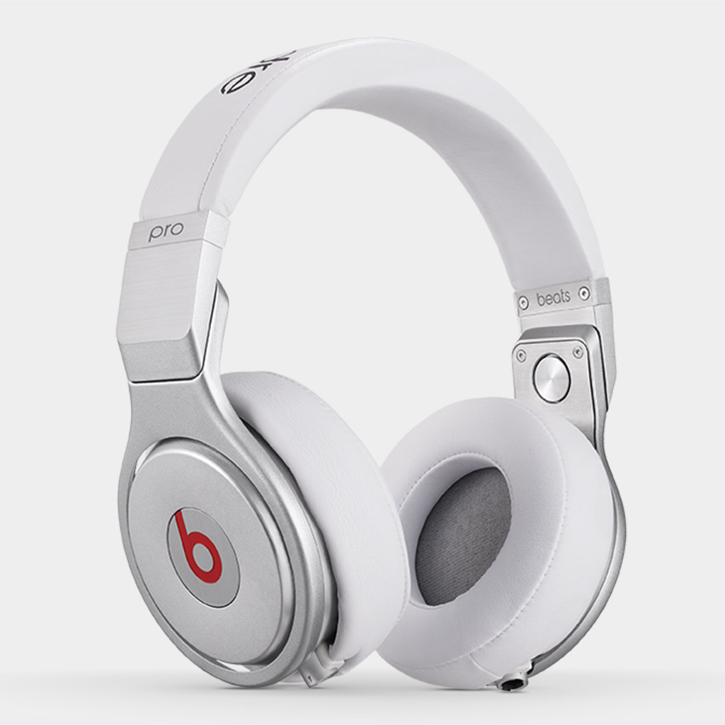 Amazon.com: Beats Pro Over-Ear Headphone - White: Electronics