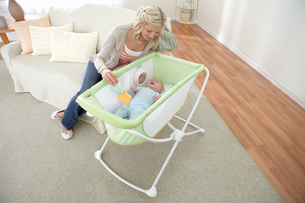 Amazon Com Fisher Price Rock N Play Portable Bassinet
