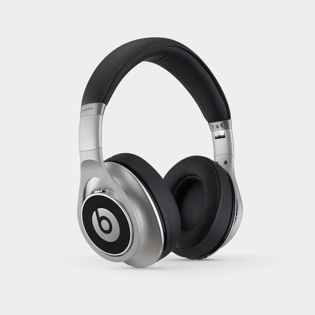 Amazon.com: Beats Executive Headphone - Silver: Electronics