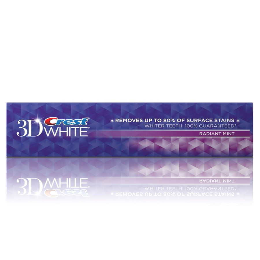 Amazon.com: Crest 3d White Radiant Mint Flavor Whitening