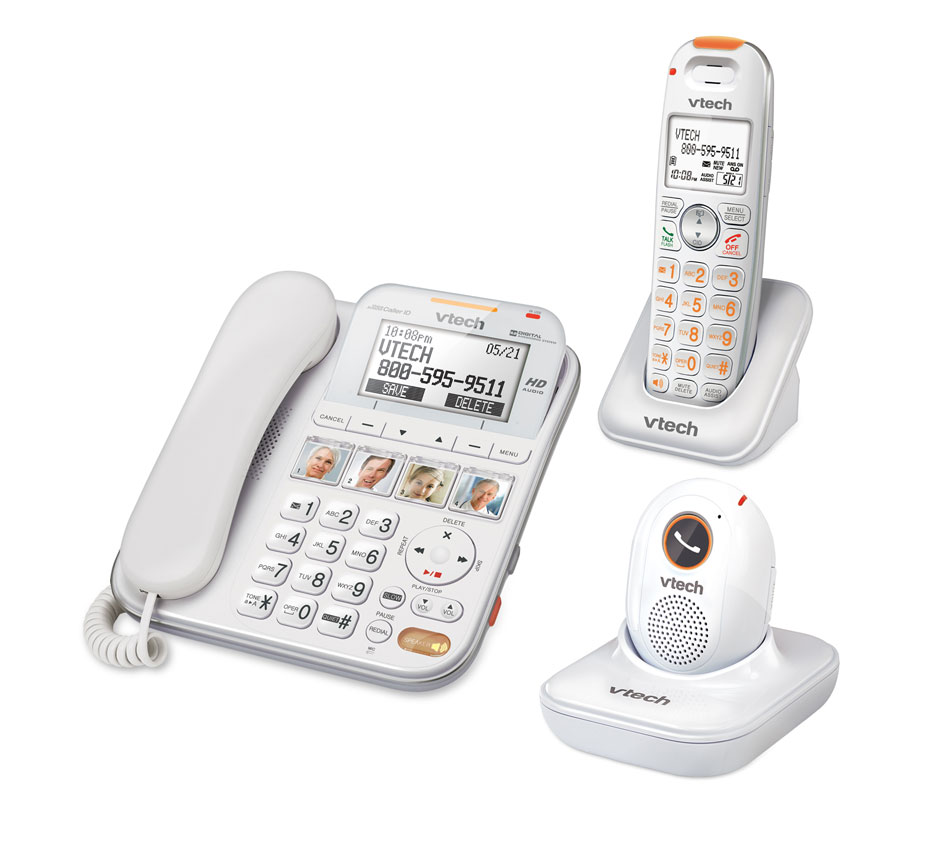 Elderly Home Safety: CareLine Phone System For Everyday Conversations And