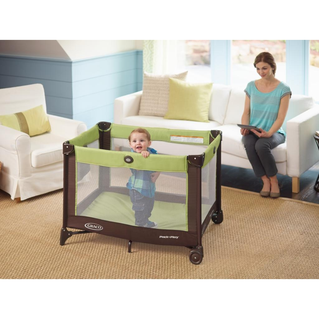 Amazon Com Graco Pack N Play On The Go Travel Playard