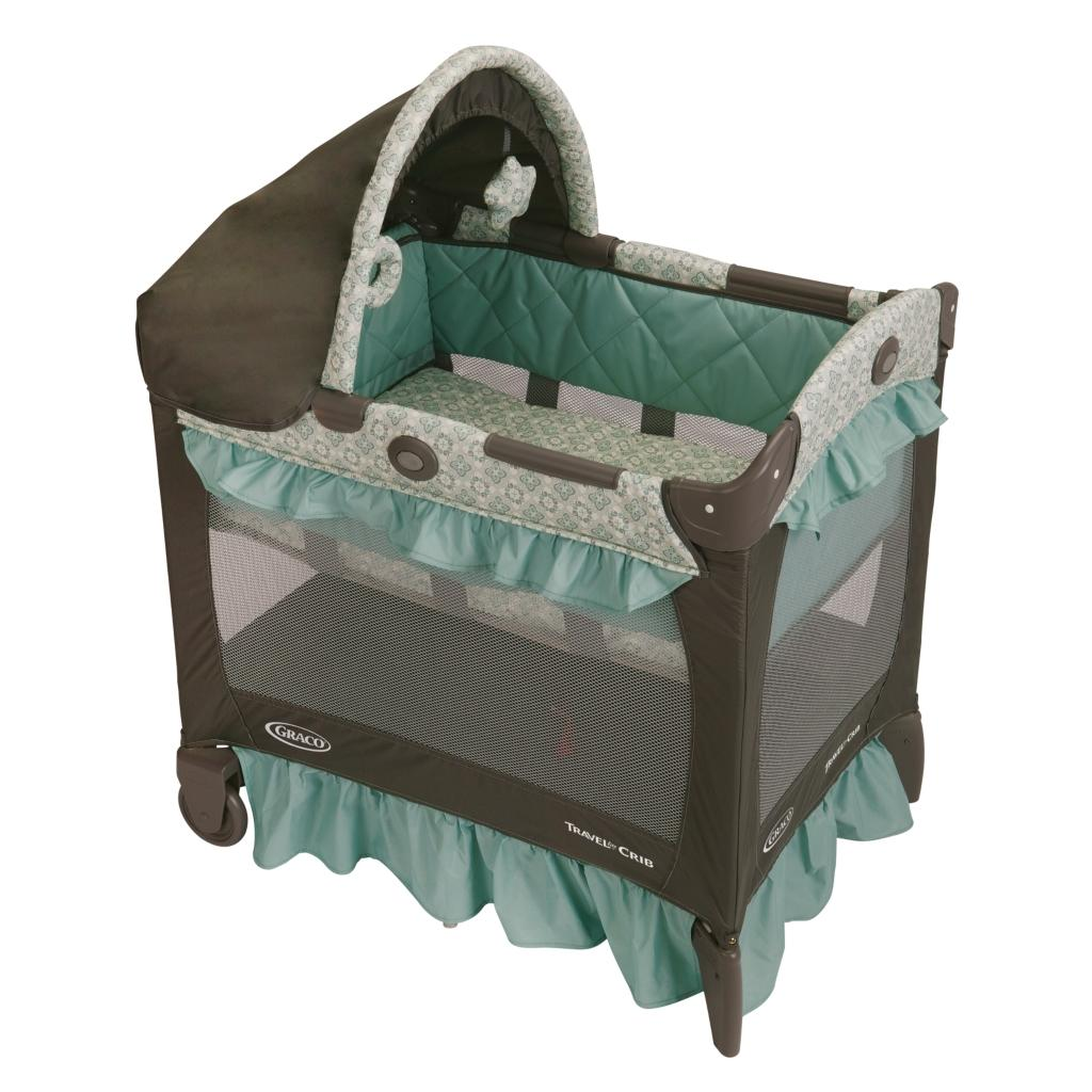 Amazon Com Graco Travel Lite Crib Winslet Bassinet Baby