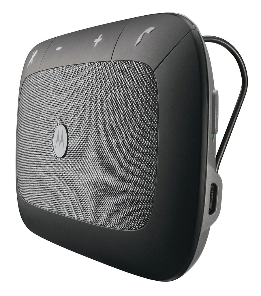 NEW Motorola TX550 Sonic Rider Bluetooth Car Speakerphone