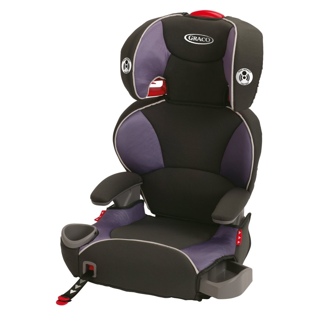 Amazon.com : Graco Affix Youth Booster Seat With Latch