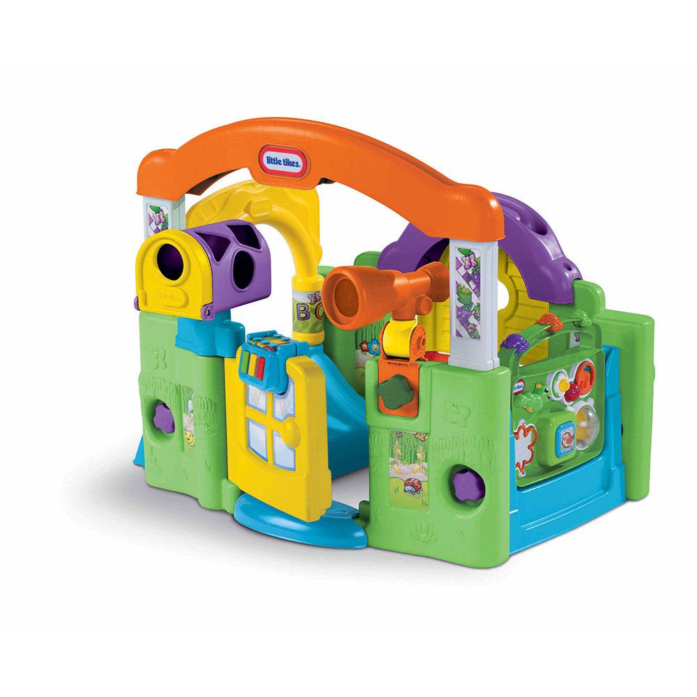 Amazon Com Little Tikes Activity Garden Baby Playset