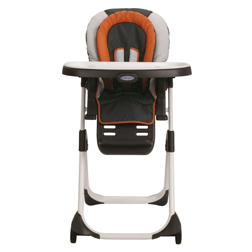 Amazon Com Graco Duodiner Lx Highchair Tangerine