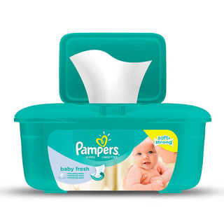 Amazon Com Pampers Sensitive Wipes 12x Pack 744 Count