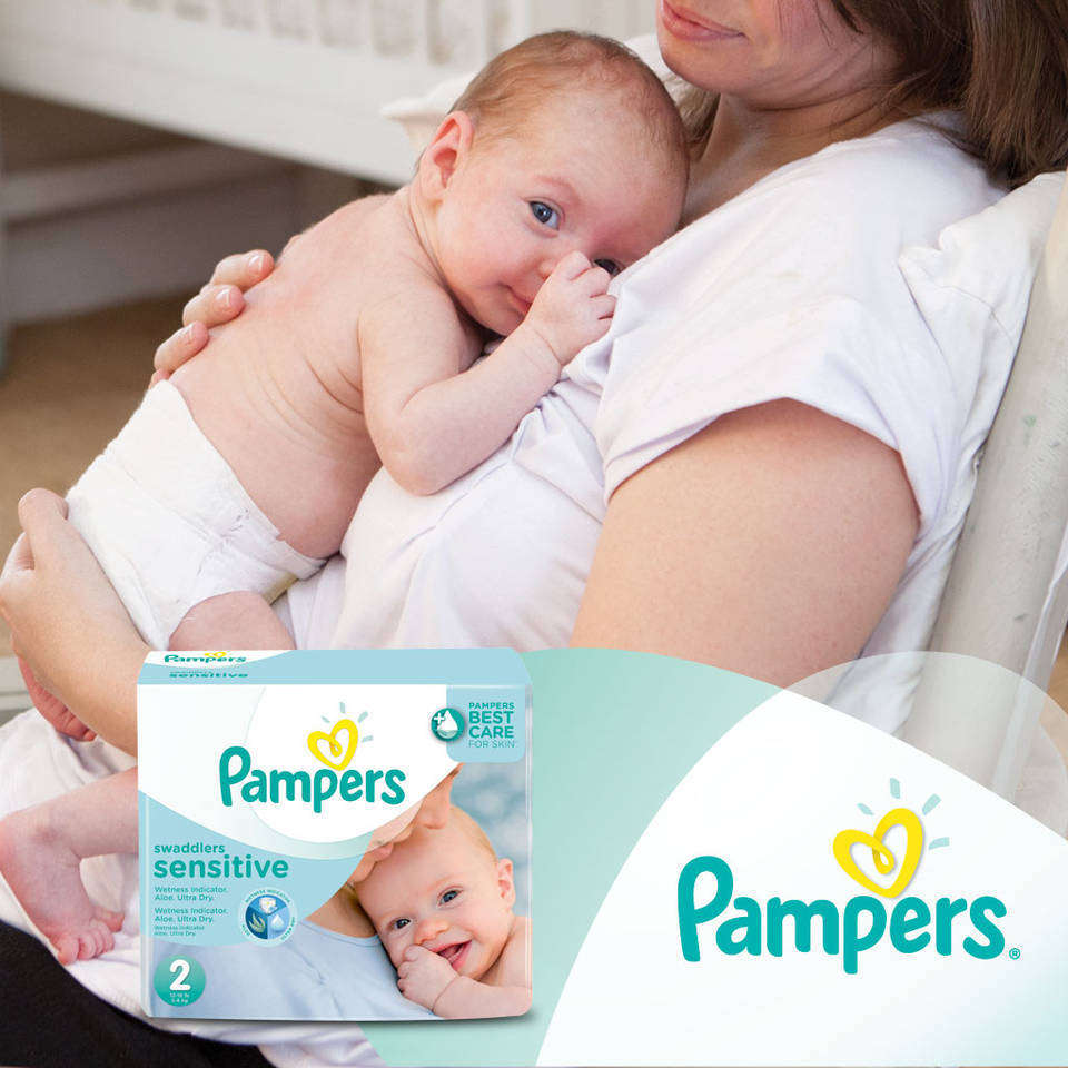 Buy Pampers Swaddlers Sensitive Disposable Diapers Newborn Size 0 (> 10 lb), 80 Count, SUPER on nmuiakbosczpl.ga FREE SHIPPING on qualified orders.