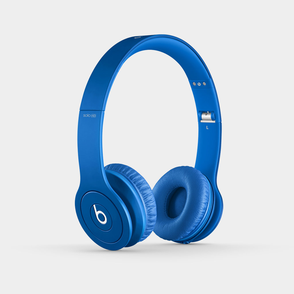 beats solo hd on ear headphone discontinued by manufacturer blue electronics. Black Bedroom Furniture Sets. Home Design Ideas