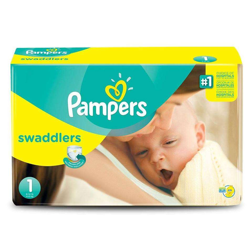 Amazon.com: Pampers Swaddlers Diaper Size 6 Economy Pack ...