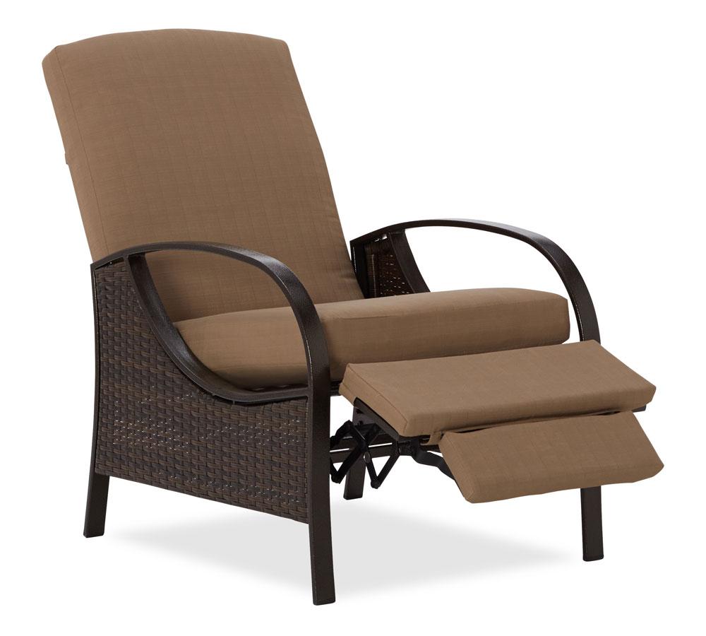 Amazon.com : Strathwood All-Weather Wicker Deep Seating