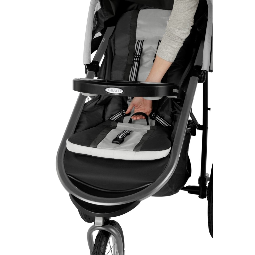 Amazon.com : Graco FastAction Fold Jogger Click Connect ...