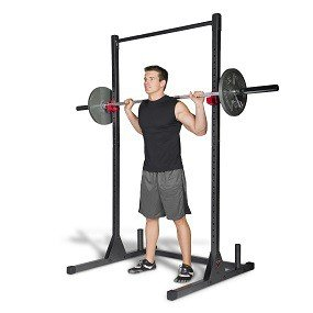 Amazon Com Cap Barbell Power Rack Exercise Stand