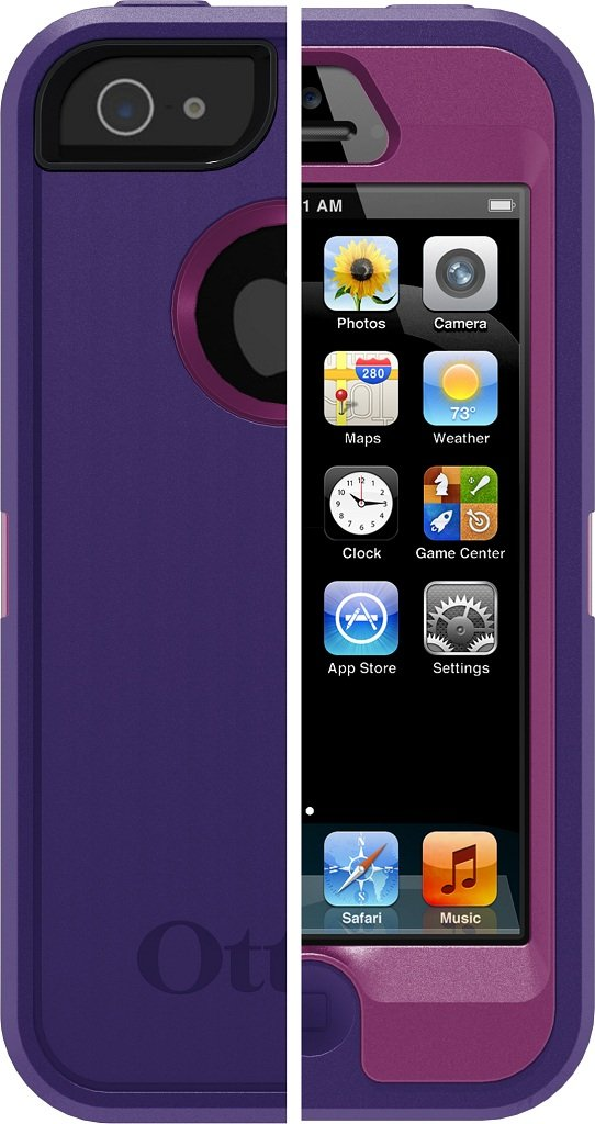 Amazon.com: OtterBox Defender Series Case for iPhone 5
