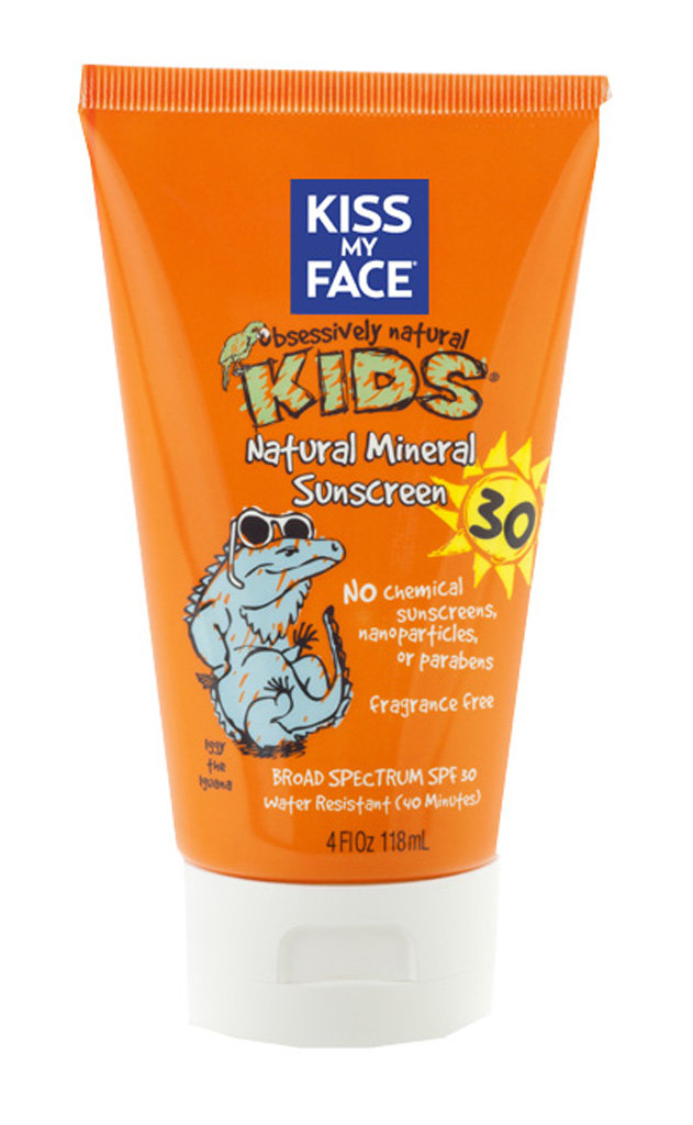 Kiss My Face Natural Mineral Sunscreen