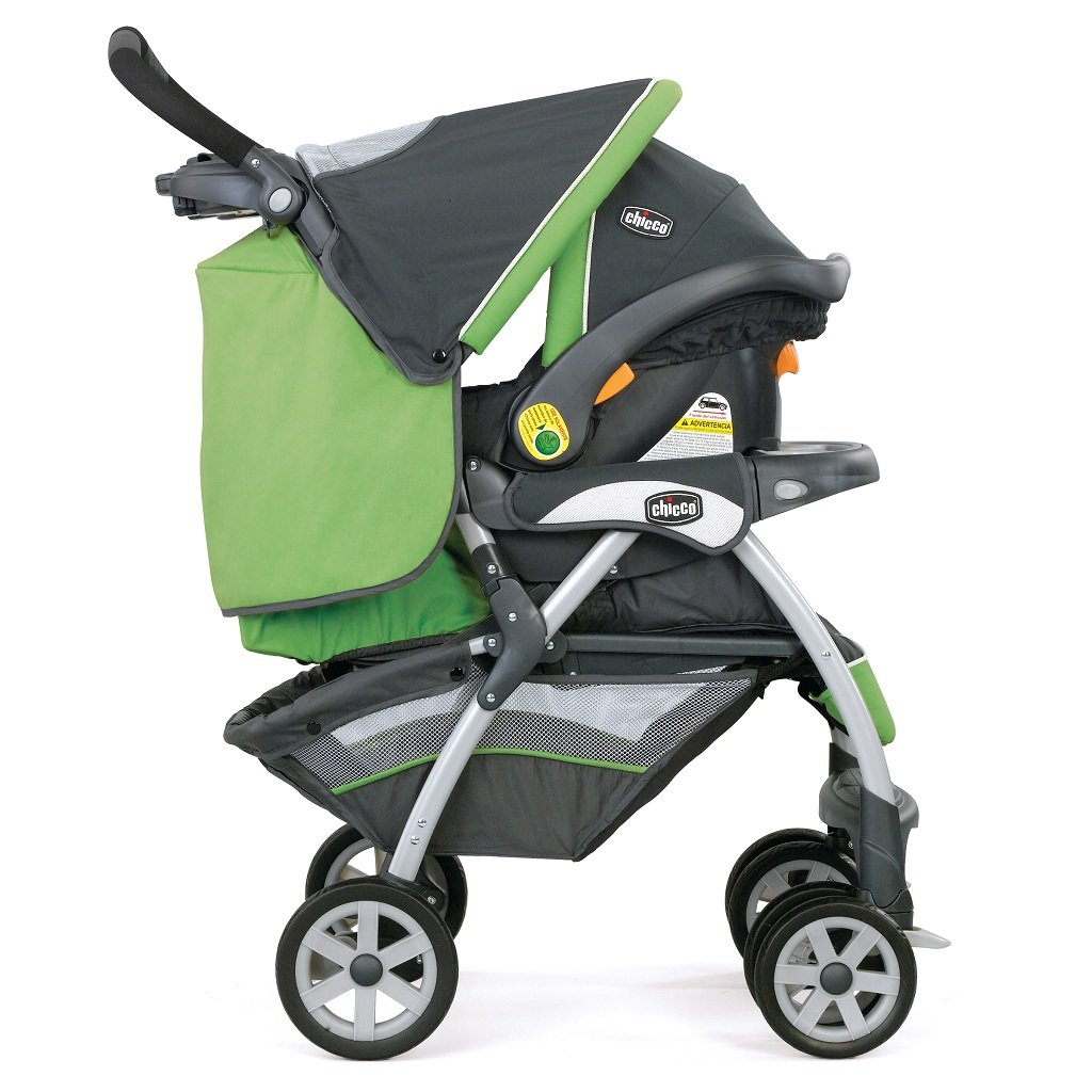 Chicco Cortina Stroller Car Seat Travel System