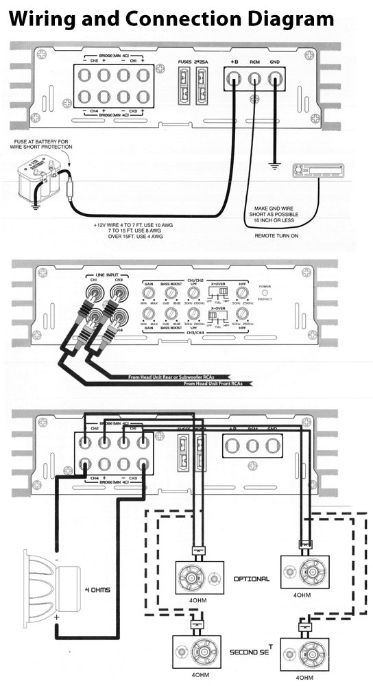 Diagram  Bose Amp 3710 Wiring Diagram Full Version Hd