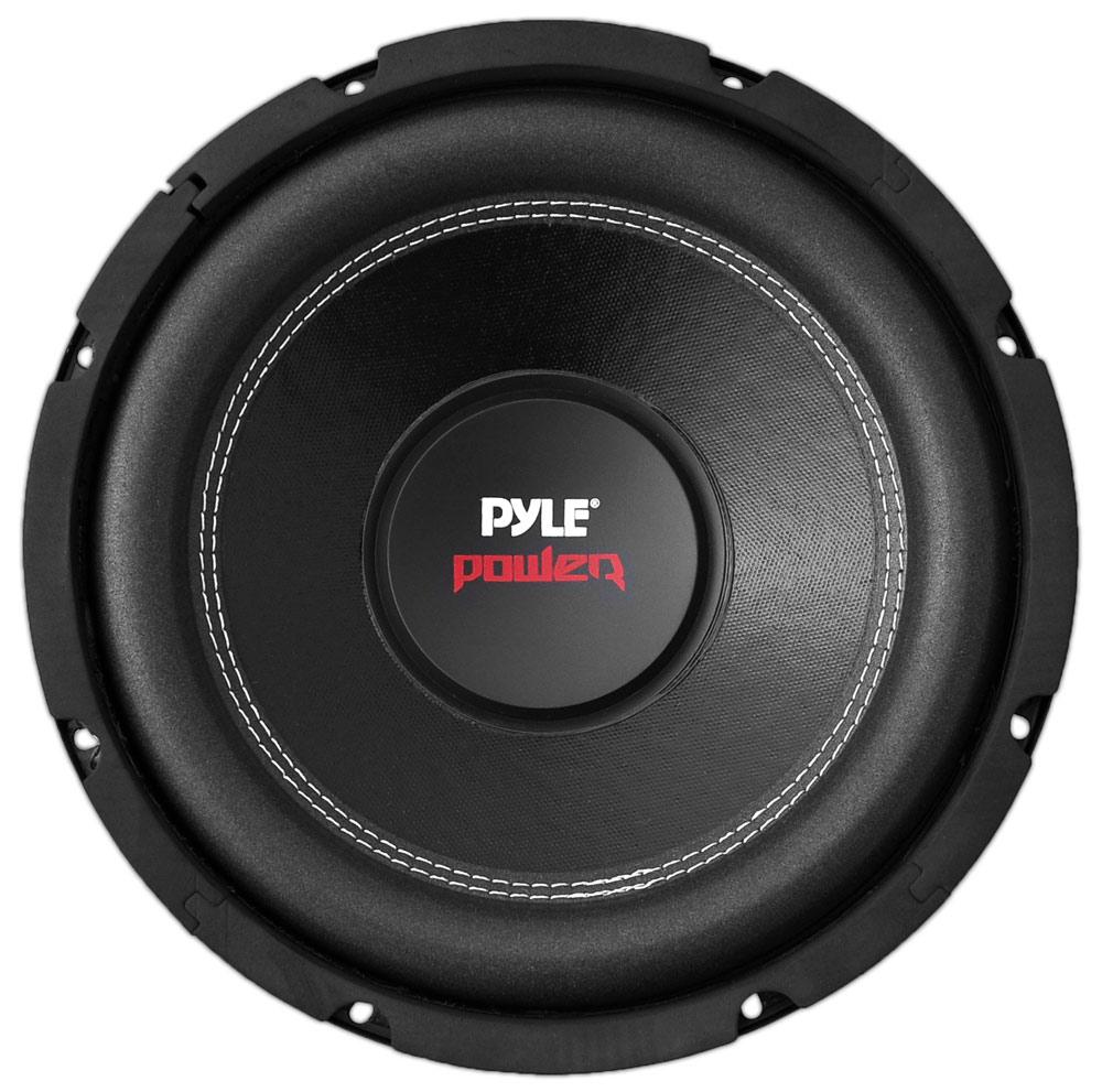 Pyle Car Audio Speaker 10-Inch 1000 Watt Dual 4 Ohm 90 DB