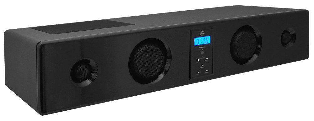Amazon Com Pyle Psbv100 Pylehome 5 Way Soundbar System