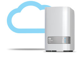 WD My Cloud Mirror personal cloud storage 8TB – Double-safe