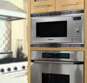 Panasonic 1200 Watts Microwave Nn Sd681s 1 2 Cubic Feet