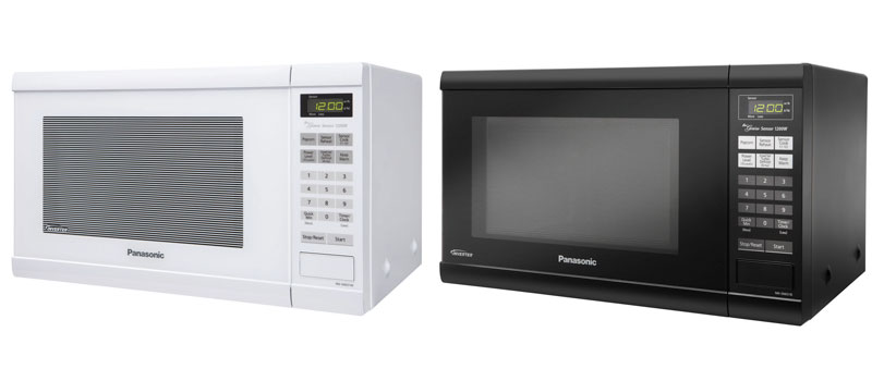Amazon Com Panasonic 1200w 1 2 Cu Ft Countertop