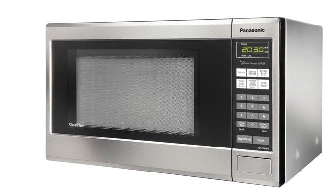 Panasonic inverter microwave instruction manual - rbtpuka
