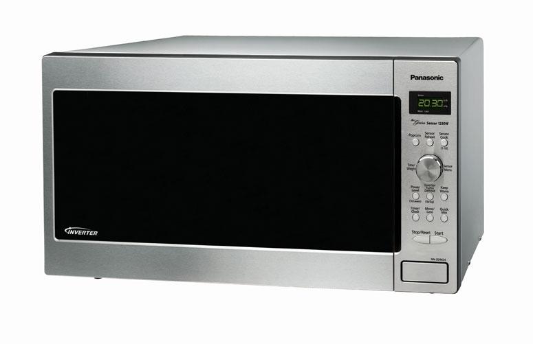 Amazon.com: Panasonic 1250W 1.6 Cu. Ft. Countertop/Built