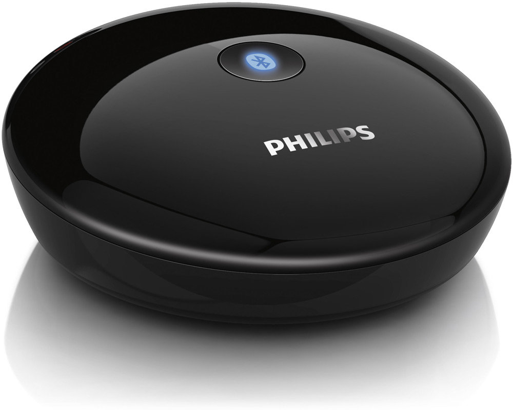 Amazon.com: Philips AEA2000/37 Bluetooth Hi-Fi Adapter/Receiver (Black): Electronics