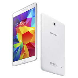 wholesale dealer 6e404 7866a Samsung Galaxy Tab 4 T331 Tablet (8-inch, 16GB, Wi-Fi+ 3G+ Voice Calling),  White
