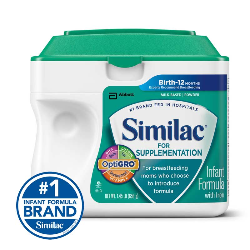 Amazon Com Similac For Supplementation Infant Formula