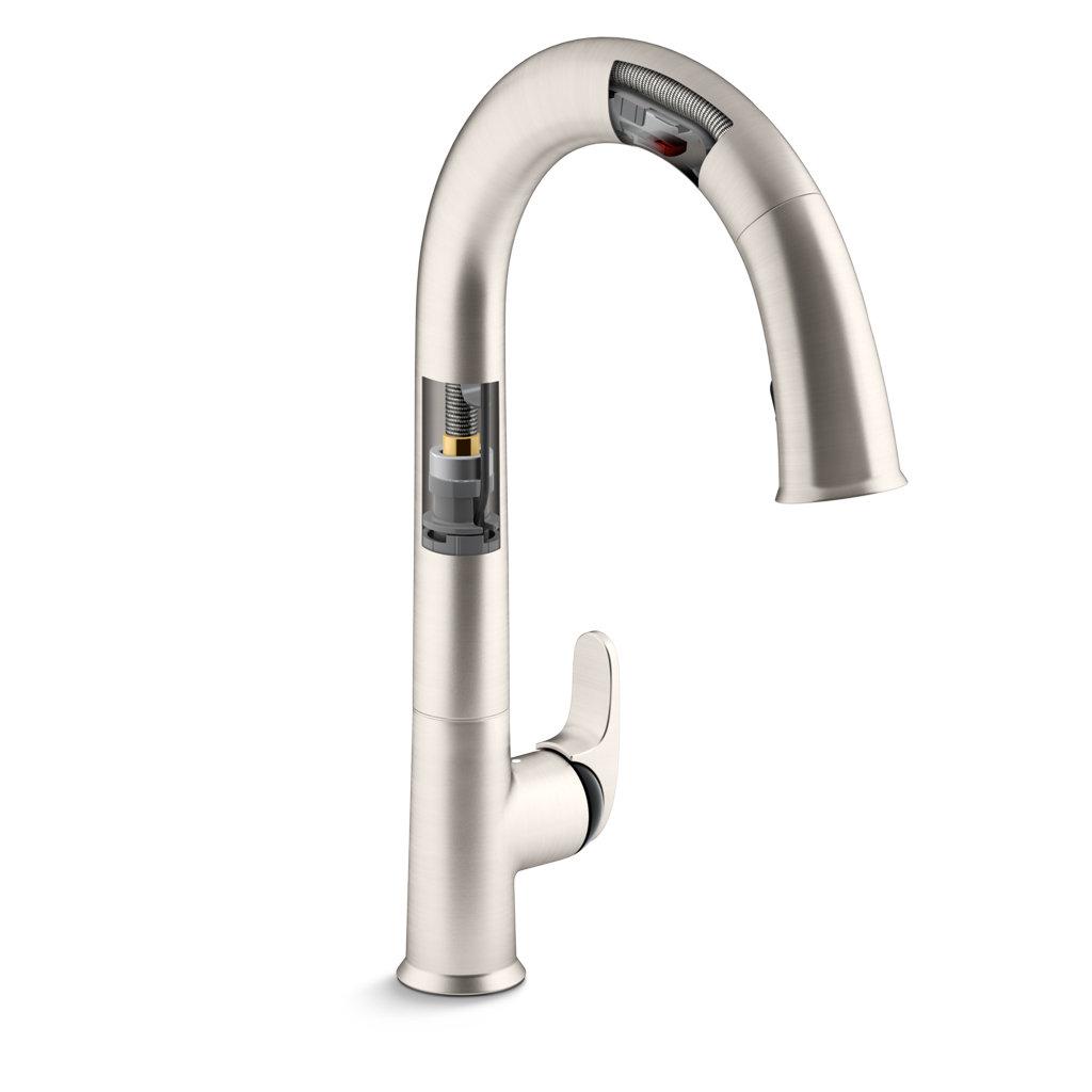 Amazon Touchless Kitchen Faucet