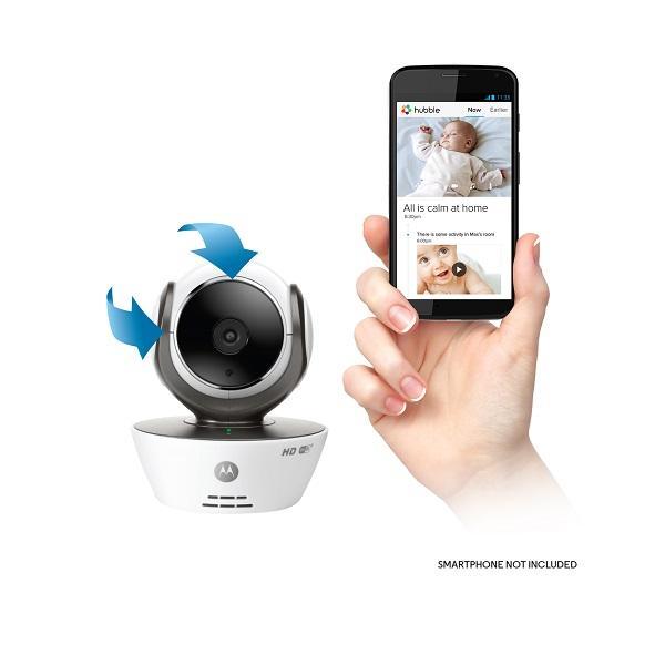 Amazon.com : Motorola MBP85CONNECT Wi-Fi Video Baby
